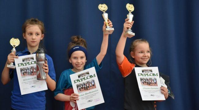 III Wojewódzki Turniej Kwalifikacyjny Młodzików i Młodziczek oraz II WTK Skrzatów i Skrzatek w tenisie stołowym – fotorelacja.