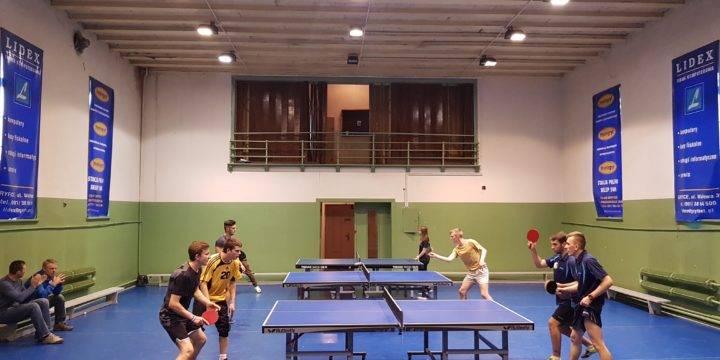 Licealiada – tenis stołowy drużynowy