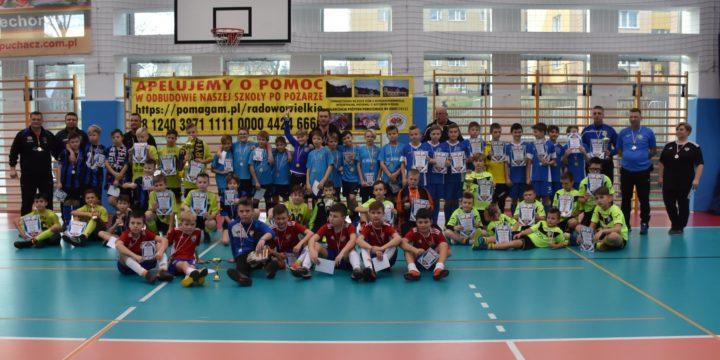 """Turniej piłkarski o Puchar Starosty Powiatu Gryfickiego,w kategorii """"Młodzik 2007"""