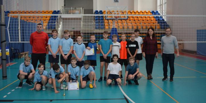 Mini Volleyball w Gryf Arenie ciąg dalszy