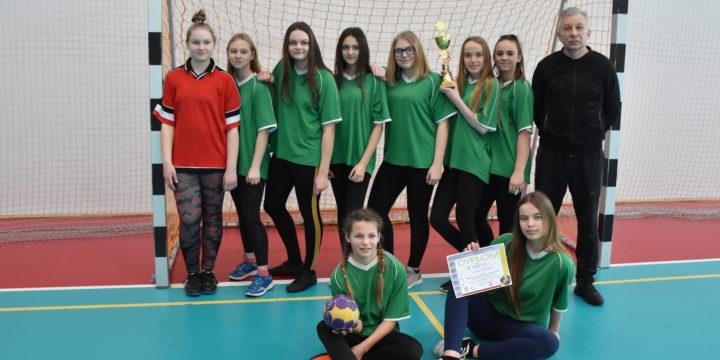 Mistrzostwa Powiatu Gryfickiego w Piłce Ręcznej Dziewcząt