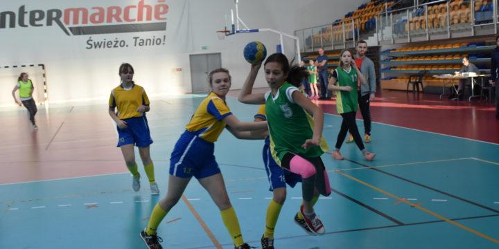Mistrzostwa Powiatu Gryfickiego – mini piłka ręczna dziewcząt
