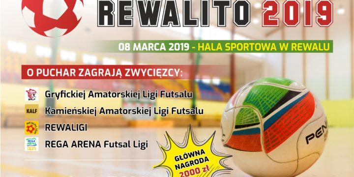 "Puchar Mistrzów Futsalu ""Rewalito 2019"""