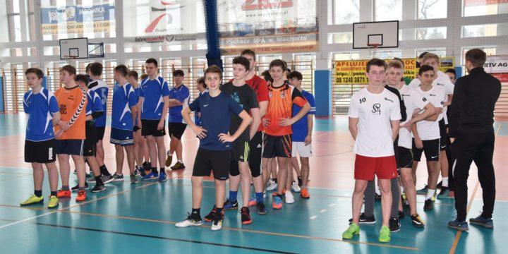 Mistrzostwa Powiatu Gryfickiego w piłce ręcznej chłopców w ramach Igrzysk Młodzieży Szkolnej
