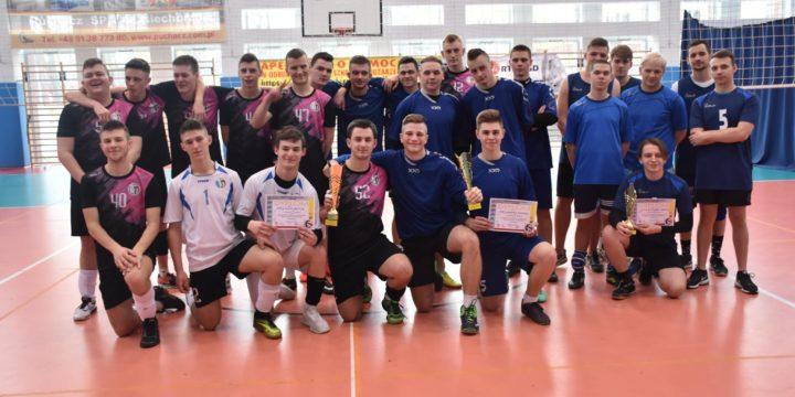 Mistrzostwa Powiatu Gryfickiego w piłce siatkowej dziewcząt oraz chłopców LICEALIADA