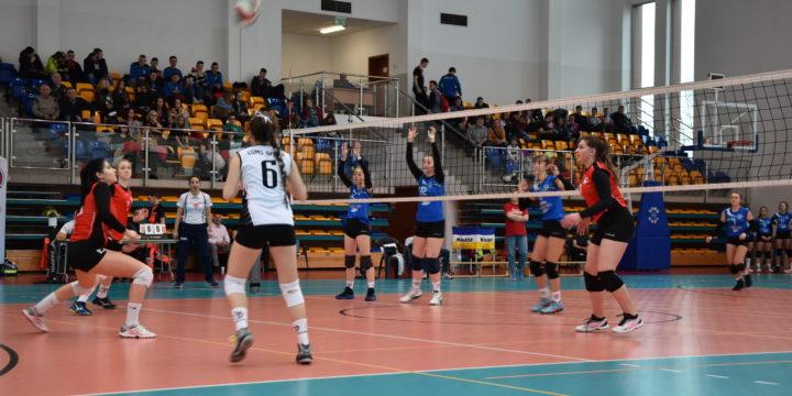 Rozpoczęliśmy Turniej o Mistrzostwo Woj. Zachodniopomorskiego w Piłce Siatkowej Kadetek
