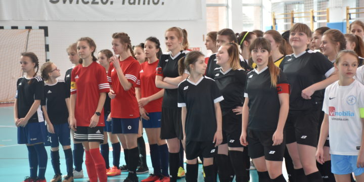 Turniej piłki nożnej kobiet o puchar Burmistrza Gryfic