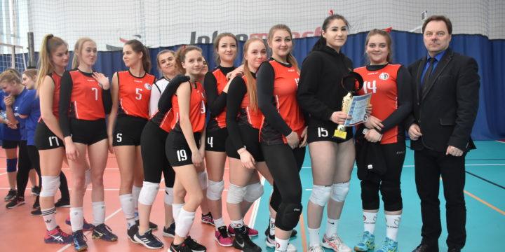 Mistrzostwa Regionu-B w piłce siatkowej dziewcząt-LICEALIADA.