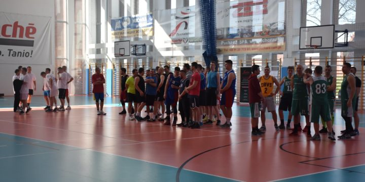 Turniej koszykówki-Memoriał im. Janusza Bogdanowskiego