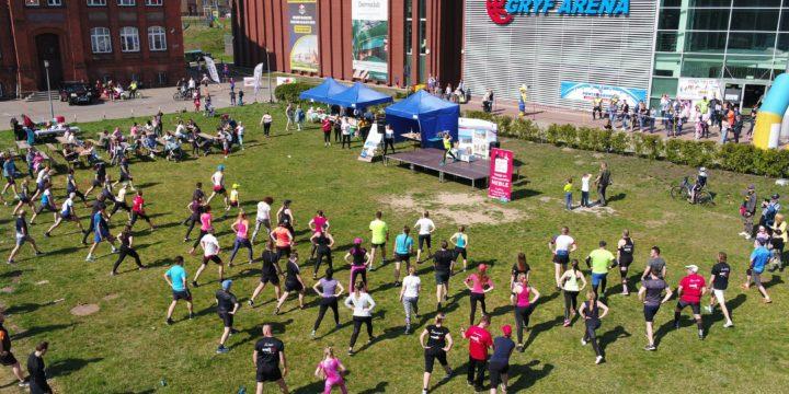 III edycja biegu Gryf Arena Run za nami !
