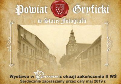 Powiat Gryficki w starej fotografii – wystawa