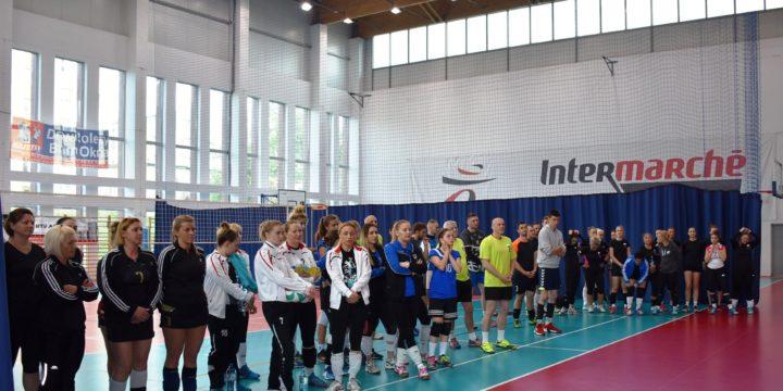 VI Majowy Turniej Piłki Siatkowej kobiet i mężczyzn o puchar Starosty Gryfickiego