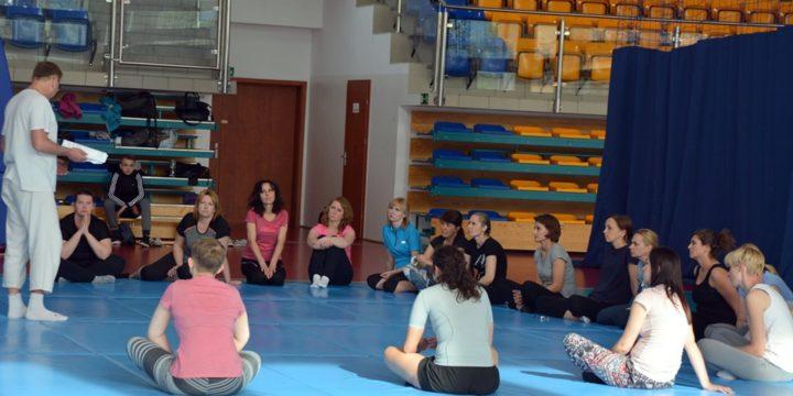 Kurs samoobrony dla kobiet w Gryf Arenie