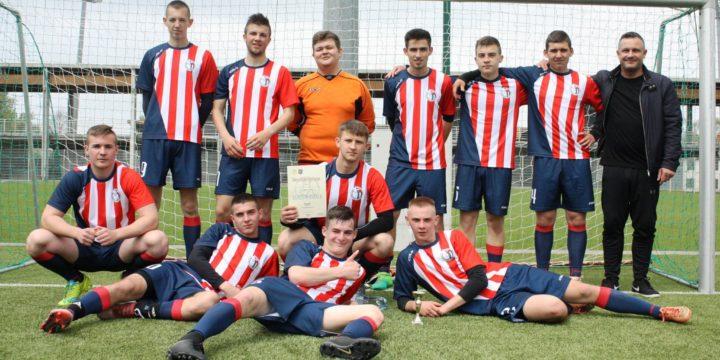 Mistrzostwa Regionu B w piłce nożnej chłopców w ramach Wojewódzkiej Licealiady 2019