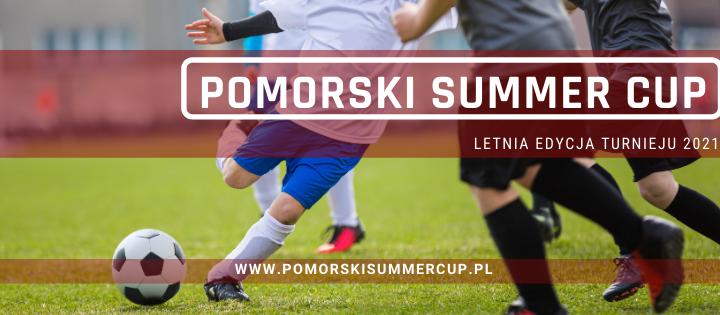 POMORSKI SUMMER CUP!