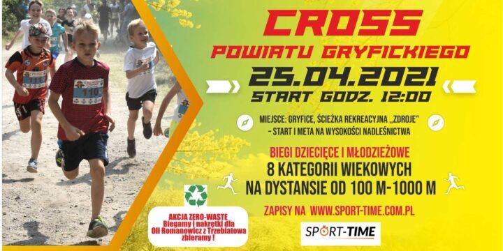 Wiosenny Cross Powiatu Gryfickiego !!!