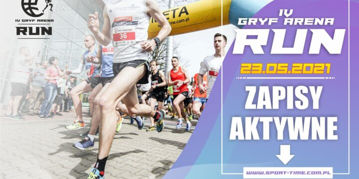 GRYF ARENA RUN 4 – 23.05.2021