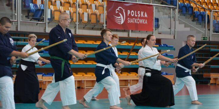 Gryfickie spotkanie aikido i kenjutsu !